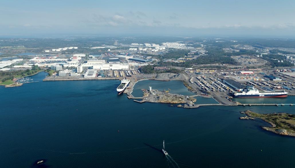 Arendak Göteborgs hamn