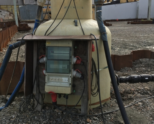 Vattenrening - CWE